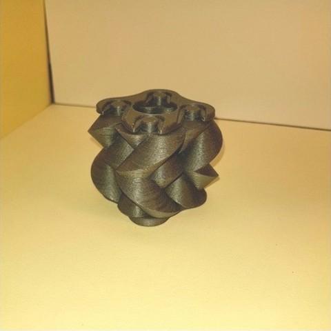 89529d3c1b5d338315eb4d7a81a87ce0_preview_featured.jpg Download free STL file 4 paradoxical gears • 3D printer design, NOP21