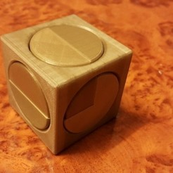 Descargar archivos 3D gratis Cubo gran rompecabezas 1001, NOP21