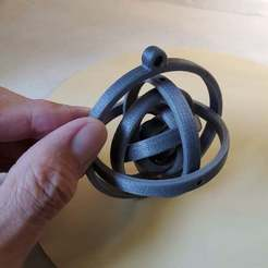 20200616_155822.jpg Download free GCODE file Gyroscope x 11 • 3D printing object, NOP21