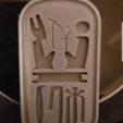 Descargar modelo 3D gratis Cartucho de jeroglífico, NOP21