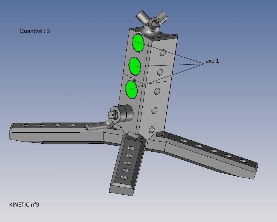 kinetic n°9.jpg Télécharger fichier STL gratuit KINETIC 2 • Plan pour imprimante 3D, NOP21