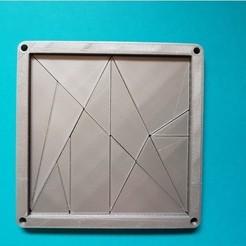 Télécharger fichier imprimante 3D gratuit puzzle Archimède loculus, NOP21