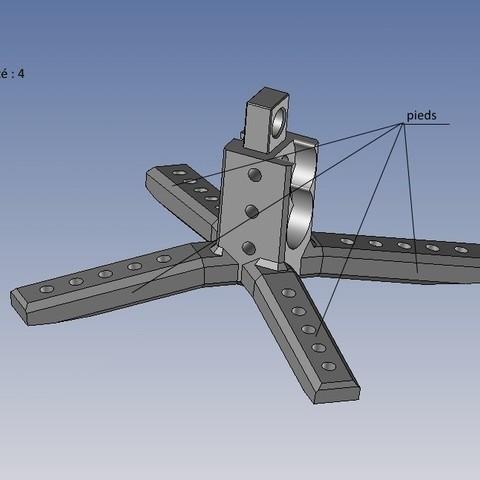 kinetic n°3.jpg Télécharger fichier STL gratuit KINETIC 2 • Plan pour imprimante 3D, NOP21