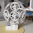 Download free 3D printing designs Kinetic gears, NOP21