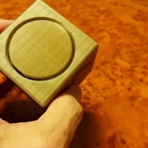 7f67c21ba67b5d673ea07d2b274f7396_preview_featured.jpg Download free STL file Big puzzle cube 1001 • 3D printer model, NOP21