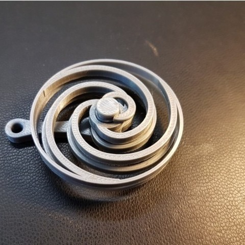 8c8c3341208b8ac5c8f5b7de0c8ee29c_preview_featured.jpg Download free STL file Spiral optic illusion 2 • 3D printing design, NOP21