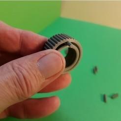 Modelos 3D para imprimir gratis Rodamiento de agujas, NOP21