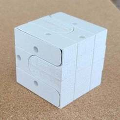 10.jpg Download free STL file Puzzle cube • 3D printing object, NOP21
