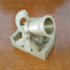 Modèle 3D gratuit Bombarde de Léonard de Vinci, NOP21