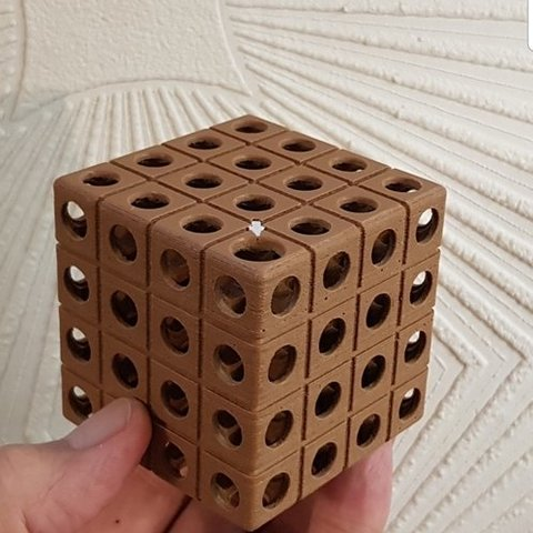 Download free 3D printer designs New puzzle Radjaïdjah, NOP21