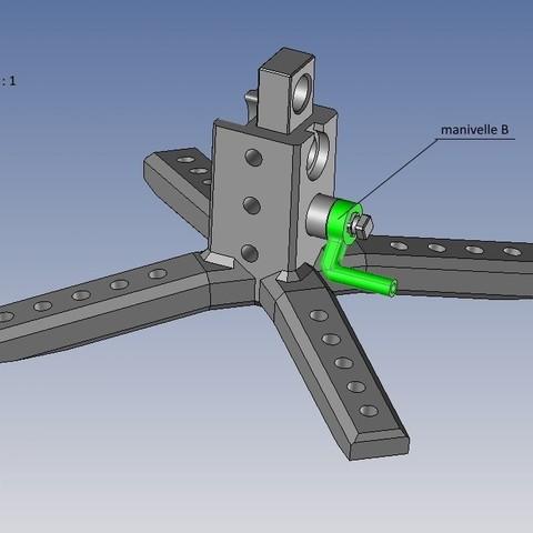 kinetic n°6.jpg Télécharger fichier STL gratuit KINETIC 2 • Plan pour imprimante 3D, NOP21
