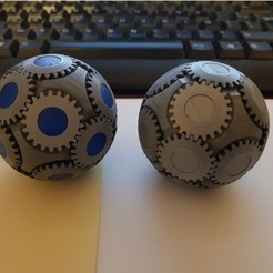1c10ab1a9f0ceaa08dba73f78f7c1108_preview_featured.jpg Download free STL file Spherical gears - Fidget • Design to 3D print, NOP21