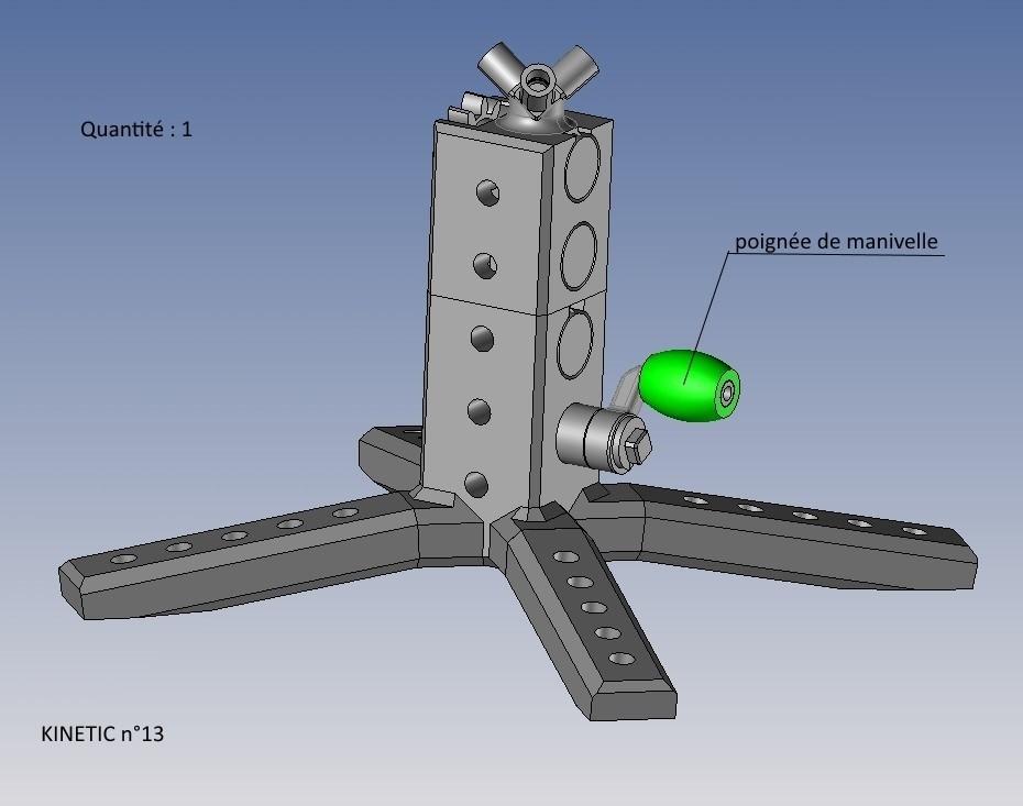 kinetic n°13.jpg Télécharger fichier STL gratuit KINETIC 2 • Plan pour imprimante 3D, NOP21