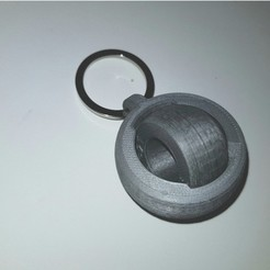 32cb2646c5c761861ad08179620f62fe_preview_featured.jpg Download free STL file Ball joint • Object to 3D print, NOP21