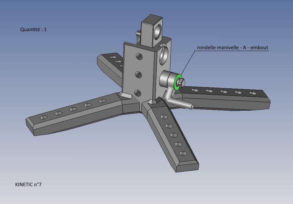 kinetic n°7.jpg Télécharger fichier STL gratuit KINETIC 2 • Plan pour imprimante 3D, NOP21