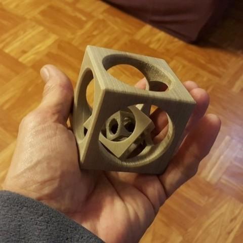 Descargar archivos 3D gratis Cubo en cubo en cubo, NOP21
