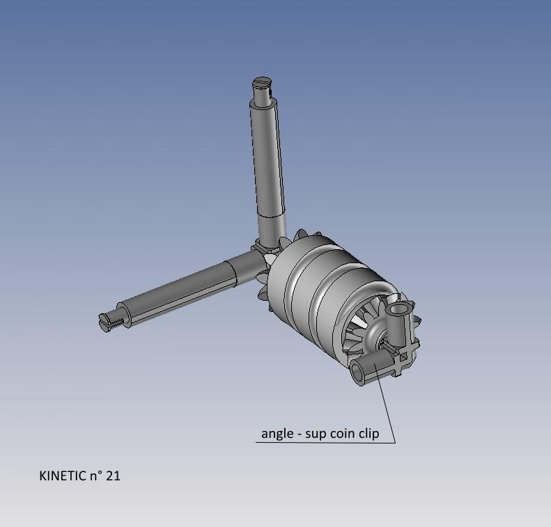 kinetic n°21.jpg Télécharger fichier STL gratuit KINETIC 2 • Plan pour imprimante 3D, NOP21