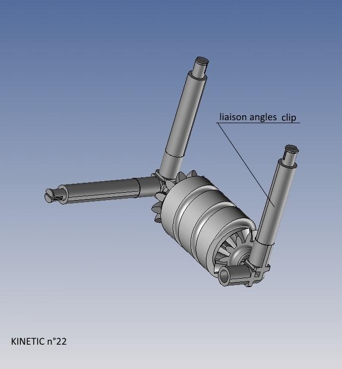 kinetic n°22.jpg Télécharger fichier STL gratuit KINETIC 2 • Plan pour imprimante 3D, NOP21