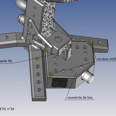kinetic n°34.jpg Télécharger fichier STL gratuit KINETIC 2 • Plan pour imprimante 3D, NOP21