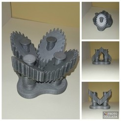4cdcd3d8247a653fdcfe9535efd9e8b8_preview_featured.jpg Download free STL file Slice gears • 3D printable object, NOP21