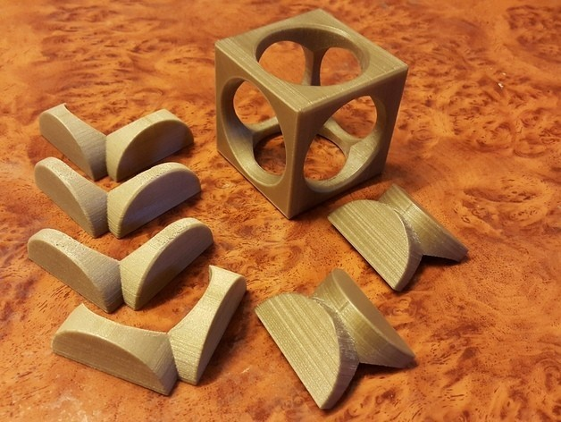 7ba5bcf6aec9a97444fd3e5b5fbe8d32_preview_featured.jpg Download free STL file CUBE puzzle • 3D printer model, NOP21