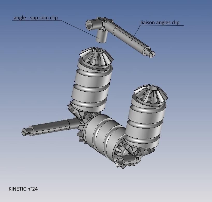kinetic n°24.jpg Télécharger fichier STL gratuit KINETIC 2 • Plan pour imprimante 3D, NOP21
