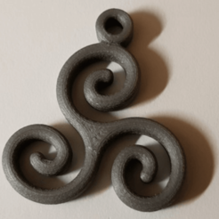Archivos 3D gratis Triskele, NOP21