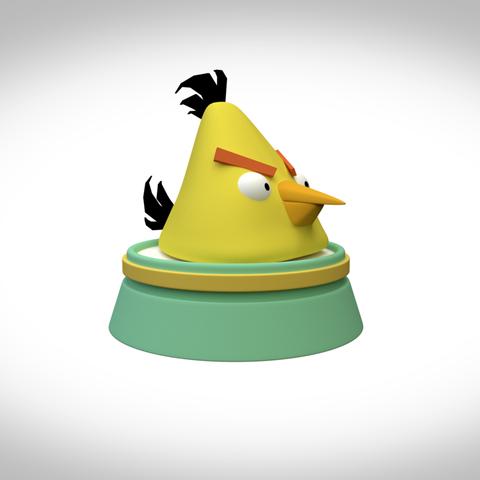 Descargar archivos 3D Chuck Figurita, 3Dvision