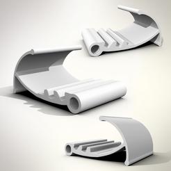 Descargar diseños 3D tabletas y teléfonos inteligentes de apoyo, 3Dvision