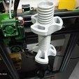 Télécharger fichier impression 3D gratuit Porte-pool_CR10_TEVO_TORNADO_TORNADO, frasart