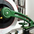 Download free 3D printing templates Spool_holder_CR10_TEVO_TORNADO, frasart