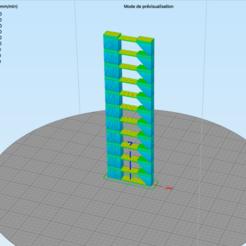 Descargar archivos STL gratis Torre y bypass de prueba B-VELTA, Velta-3D