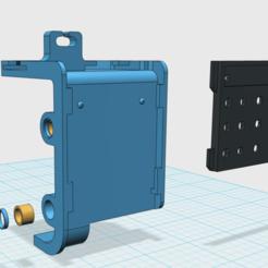 Capture_decran_2018-10-13_a_14.23.45.png Télécharger fichier STL gratuit UP MINI 2 CLIPS POULIE GT1.5 SUPPORT MOTEUR ET CHAR X • Design pour impression 3D, Velta-3D