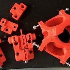 diseños 3d gratis Piezas de repuesto para su B-Velta, Velta-3D