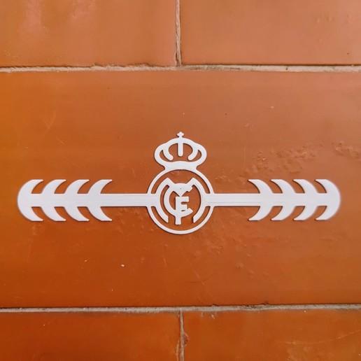 Télécharger fichier STL gratuit Real Madrid FC COVID-19 Protecteur d'oreille, protecteur d'oreille • Objet imprimable en 3D, Thinking3Dthings