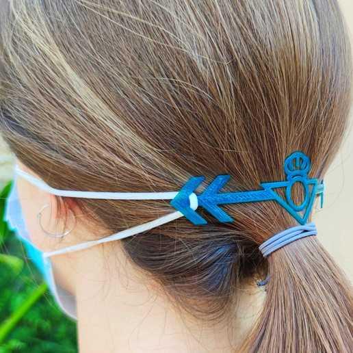 4.jpeg Télécharger fichier STL Economiseur d'oreilles, véritable Betis COVID-19 • Design à imprimer en 3D, Thinking3Dthings