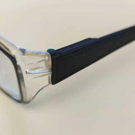 Télécharger fichier STL gratuit Patilla gafas • Plan pour imprimante 3D, Thinking3Dthings