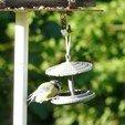 Download STL file Happy Bird Feeder • 3D print template, Kana3D