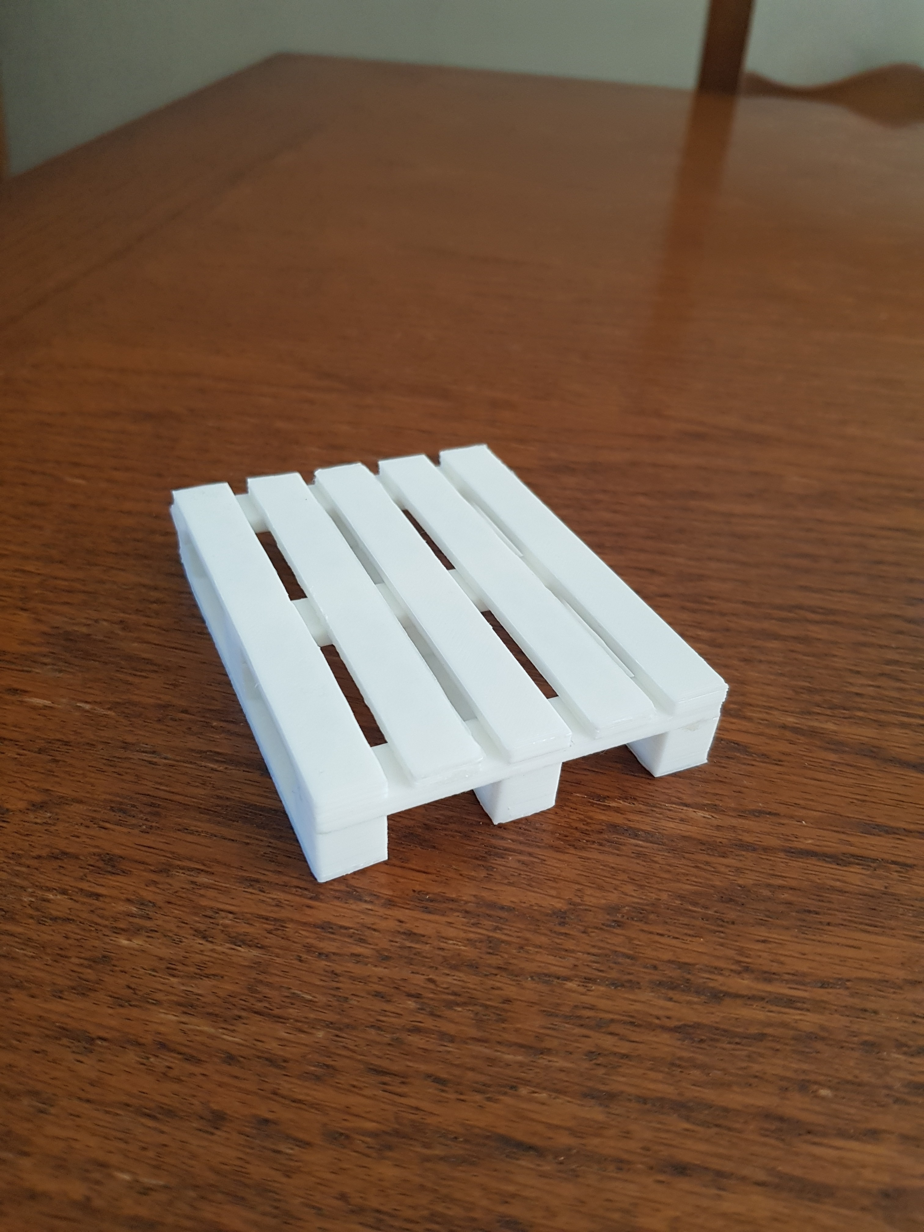 20170806_154110.jpg Download free STL file Pallet coaster • 3D print object, Kana3D
