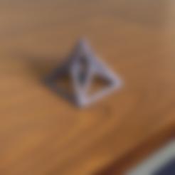 Télécharger fichier impression 3D gratuit Décoration Pyramidale, Kana3D