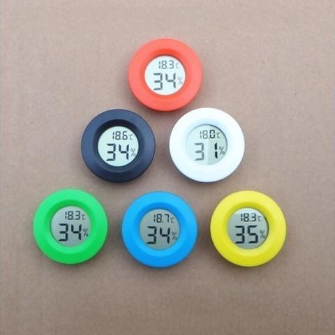 Télécharger modèle 3D gratuit Thermomètre numérique Support pour hygromètre, listart