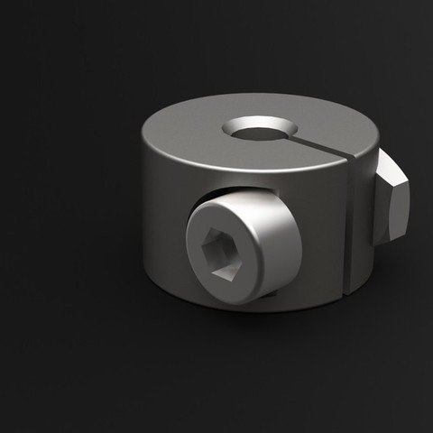 Download free 3D printing designs Drill Bit Depth Stop Collars, listart