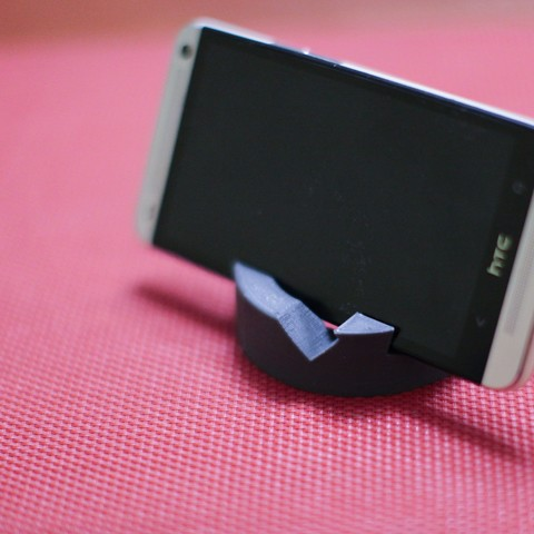 Free 3D printer files Phone Stand, listart