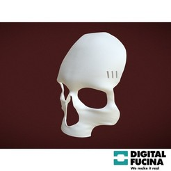 3d printer files Skully, DigitalFucina