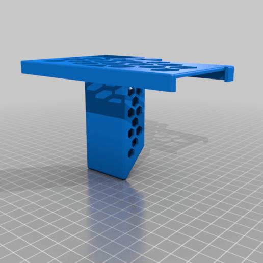 Descargar archivo STL gratis Portaherramientas para Ender 3 • Objeto imprimible en 3D, DanySanchez