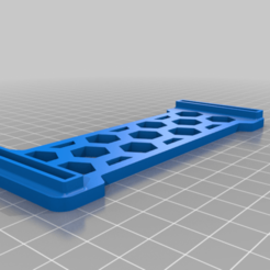 Download free 3D printing templates Side Spool Holder for Ender 3 or similar, DanySanchez