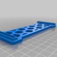 spool_holder-base_-_by_dany_sanchez.png Télécharger fichier STL gratuit Porte-bobine latéral pour Ender 3 ou similaire • Objet pour impression 3D, DanySanchez