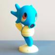 Screen Shot 2020-10-15 at 9.29.39 AM.png Télécharger fichier STL gratuit Horsea Pokemon (Multicolore) • Plan à imprimer en 3D, DanySanchez