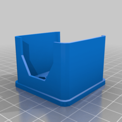 Download free STL X Stepper Motor cover for Ender 3 or similar, hex style, DanySanchez