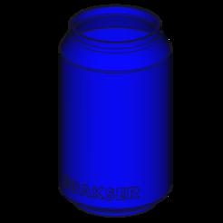 FOTO01.png Download STL file 3DAKSER pen in the shape of a soda can • 3D printer object, 3DAKSER